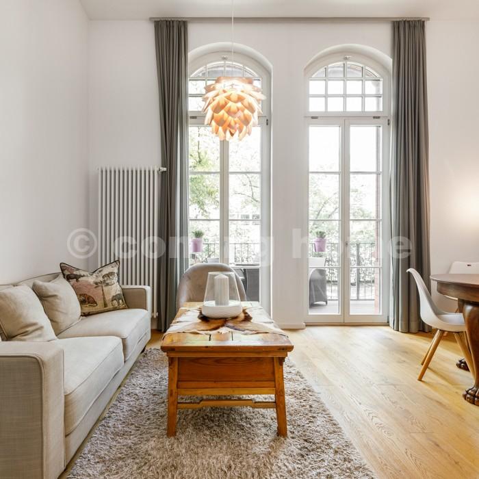 Schöner Wohnen: Maisonette Apartment mit zwei Schlafzimme... | coming home